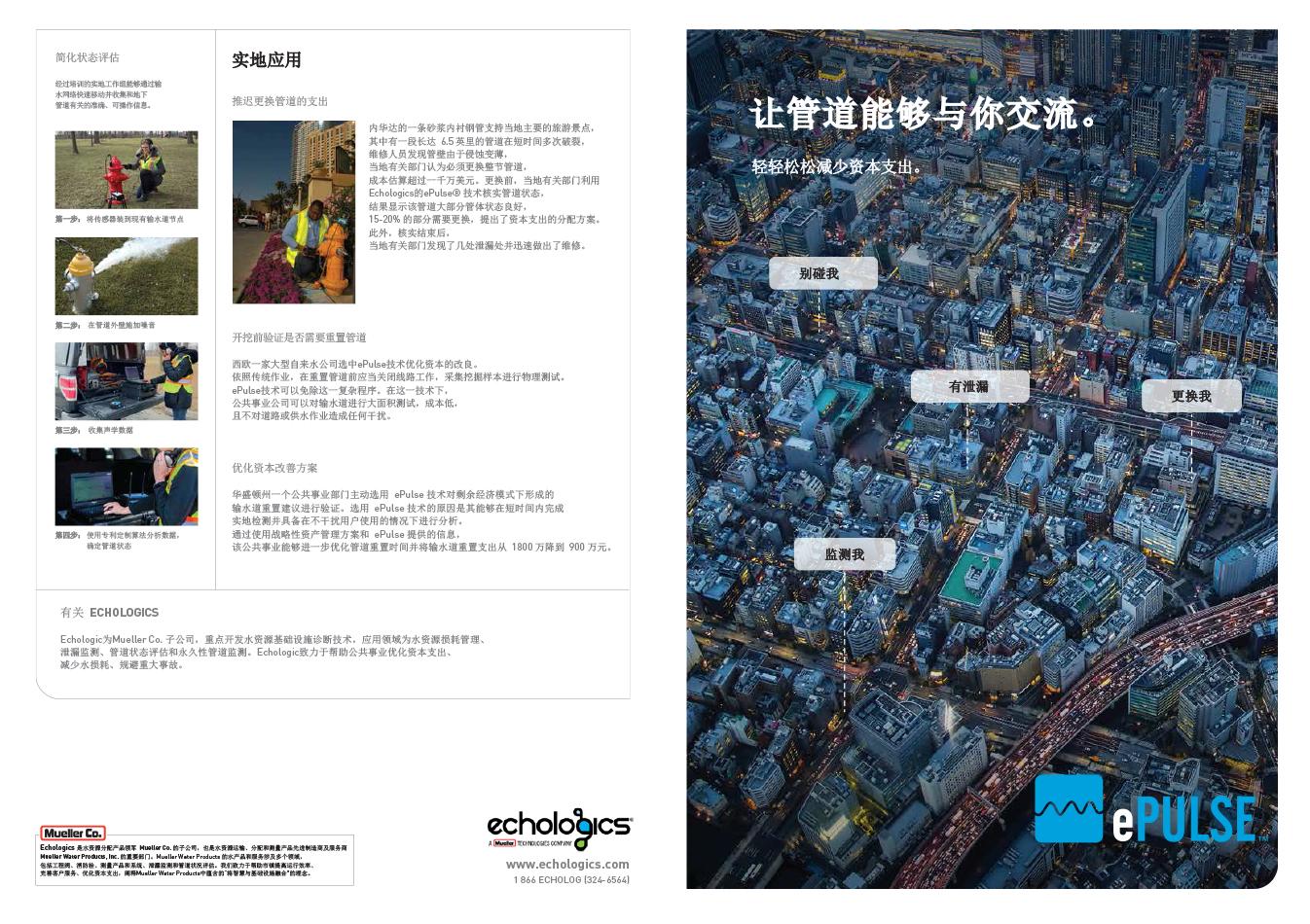 Echologics Overview Brochure