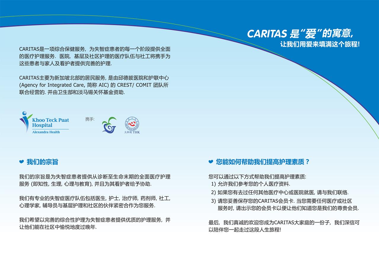 CARITAS iCommunity @ North Brochure