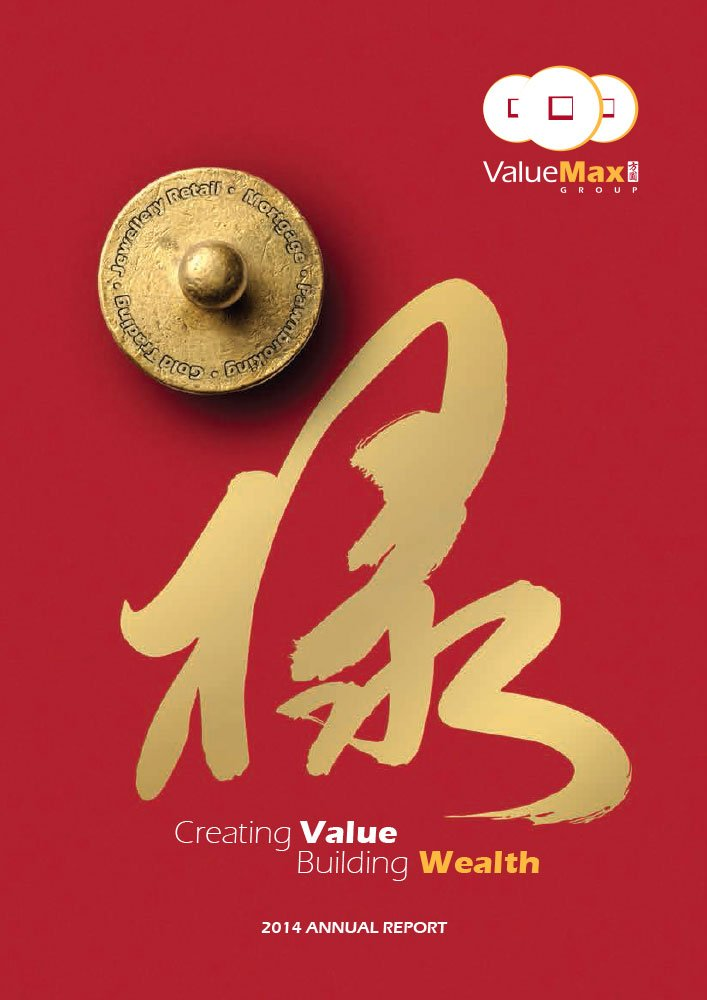Valuemax Group Limited AR