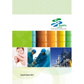 Sunvic Chemical 2011 Annual Reporting