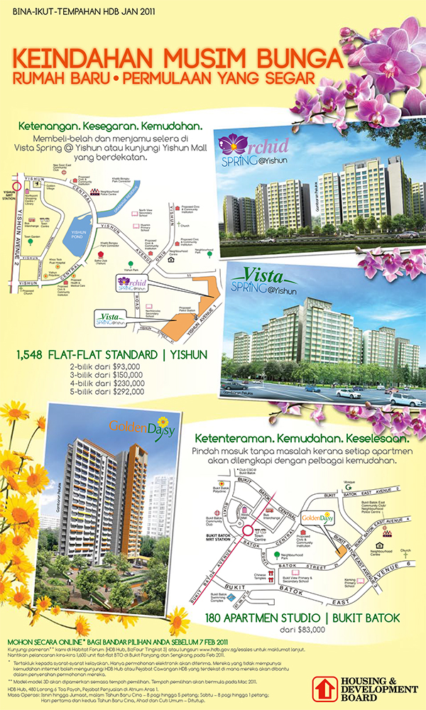 HDB BTO Jan Press Ads