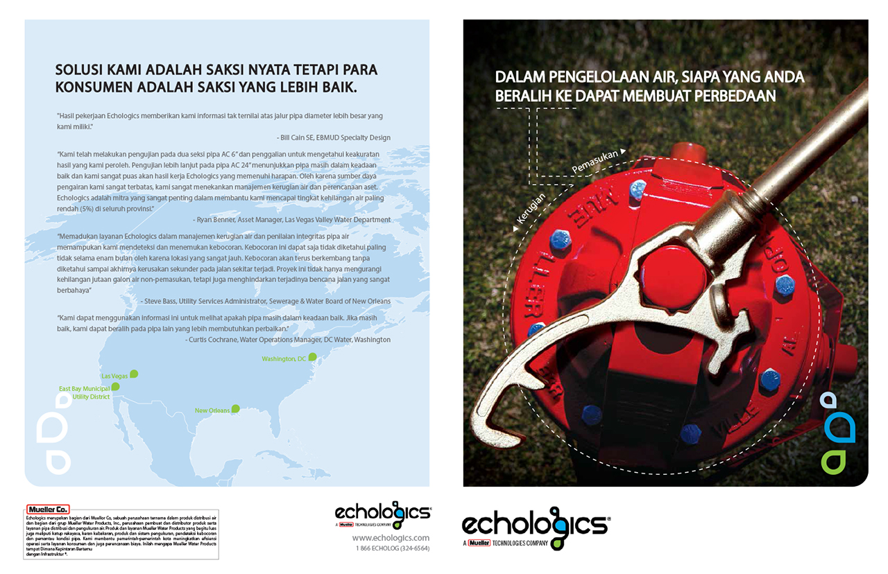 Echologics Overview Brochure