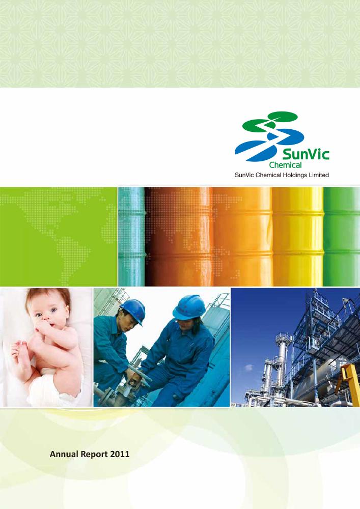 Sunvic Chemical AR 2011