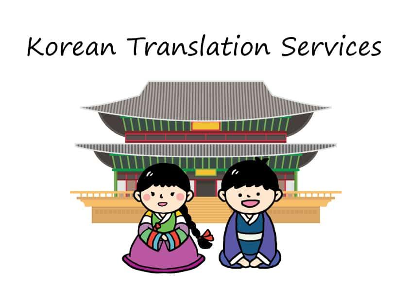 Korean Translation Services Singapore