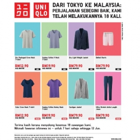 Uniqlo (Malay)