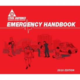SCDF Emergency Handbook (English)